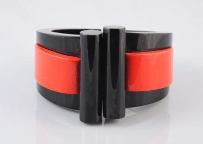 An Art Deco Bakelite Bangle, circa 1925
