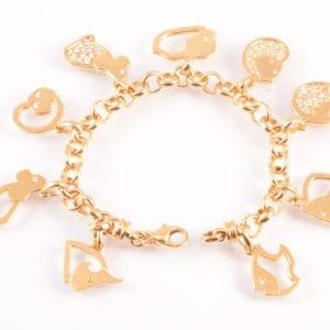 E A Piaget 18ct White Gold