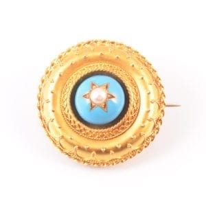 Victorian Yellow Gold